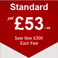 Standard Package - £53 per week
